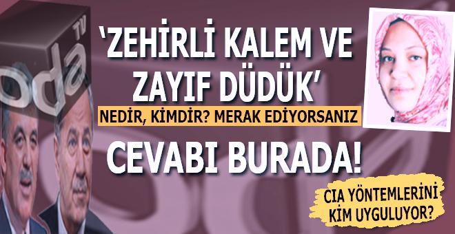 """Hilal Kaplan: """"Türkiye'nin en zehirli kalemi ve en zayıf düdüğü sizce kimler?"""""""