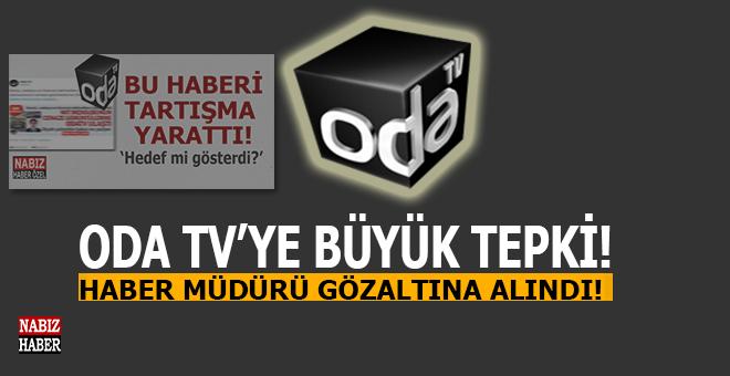 Oda TV'nin MİT mensubunu ifşa eden haberi sonrası haber müdürü gözaltına alındı!