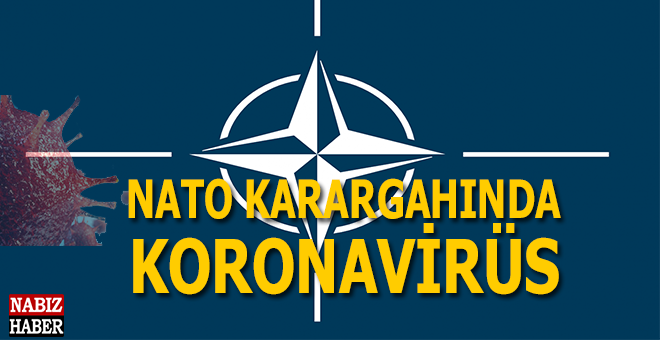 NATO Karargahında koronavirüs!