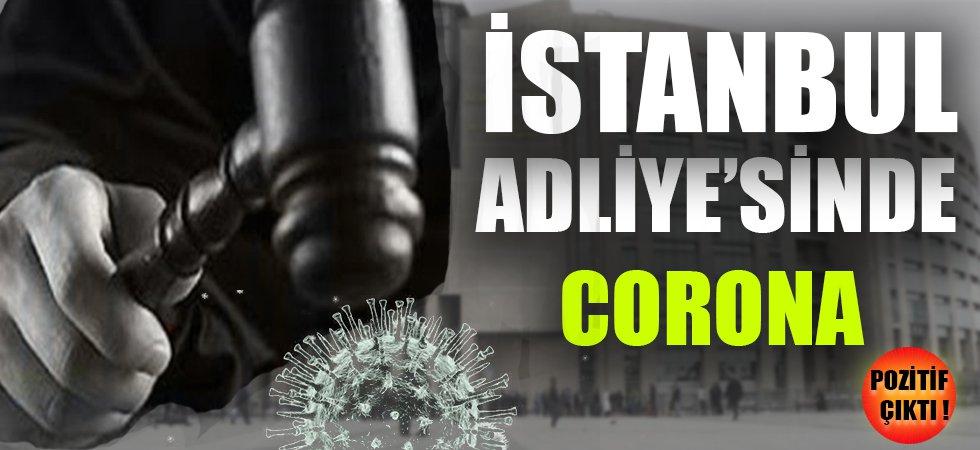 İstanbul Adliyesi'nde koronavirüs alarmı!