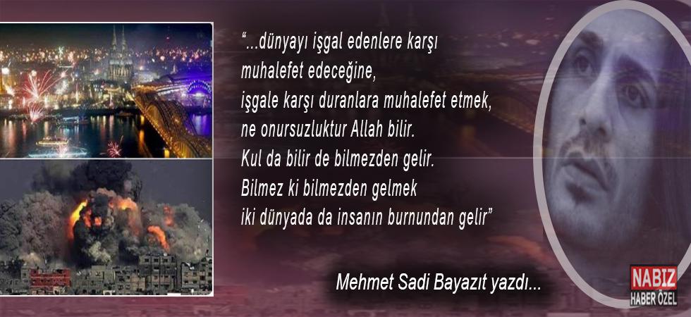 """Mehmet Sadi Bayazıt yazdı; """"aşk çocuğu olmadığınızı biliyorduk ta..."""""""