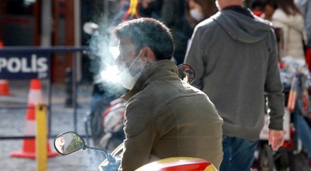 81 ilde sokakta sigara içmek yasaklandı!