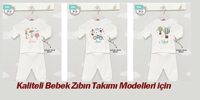 Kaliteli Bebek Zıbın Takımı Modelleri İçin