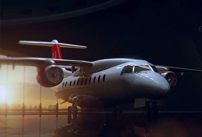 Türkiye`nin milli uçağı!