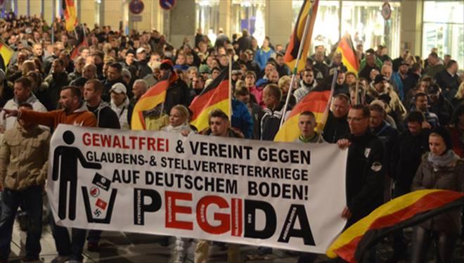 PEGIDA o ülkede eylem yapamadı!