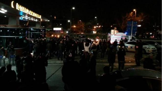 Çağlayan Adliye`sinde Son durum: BBC Türkçe son durumu aktardı