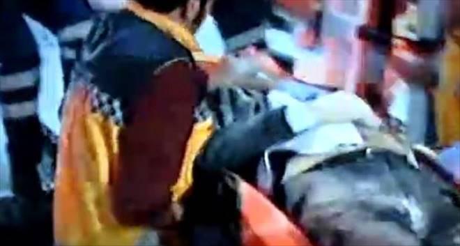 Rehine olayında ağır yaralanan savcının görüntüleri