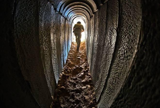 Mısır Gazze tünellerini kapattı