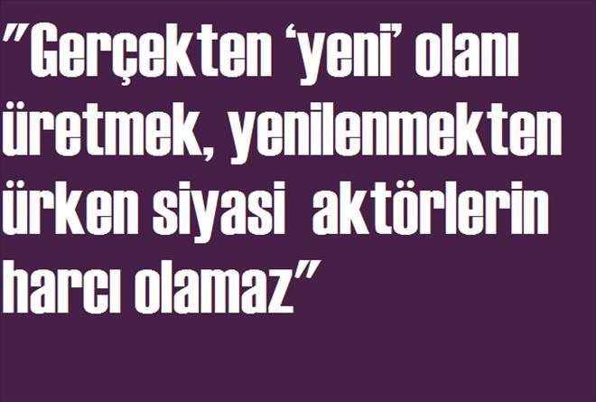 Yeni Türkiye (2)