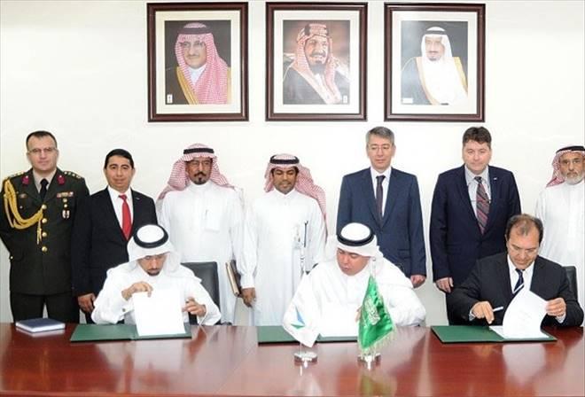 ASELSAN-Suudi şirketler işbirliği