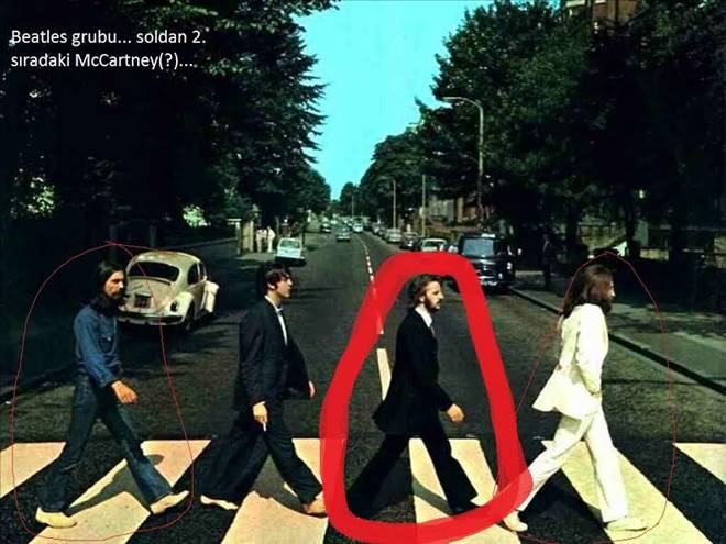 """""""Paul McCartney 48 yıl önce öldü"""""""