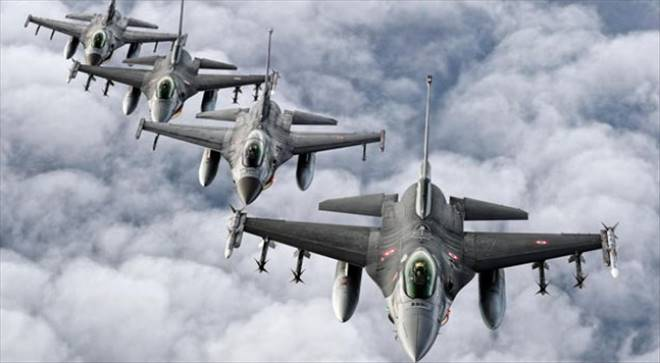 PKK vuruldu!..