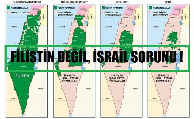 Gazeteci Fazıl Duygun´dan çarpıcı bir kitab: Filistin değil, İsrail sorunu