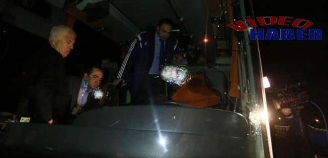 Fenerbahçe otobüsüne saldırı sonrası