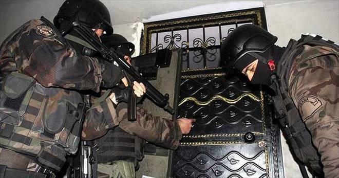 Ankara`da yeni operasyon; 19 Gözaltı