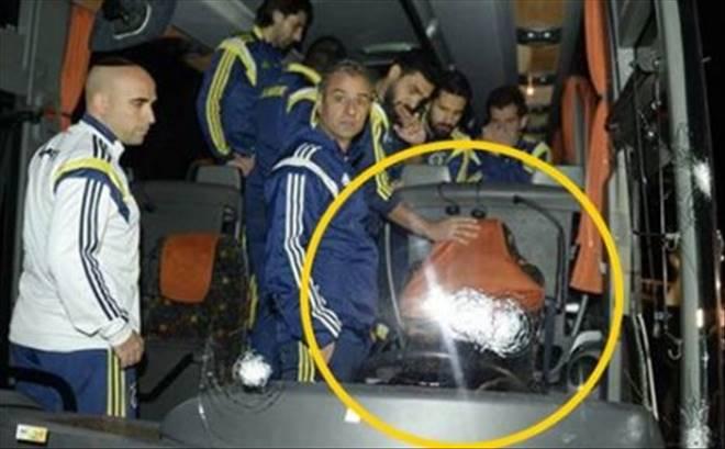 Fenerbahçe otobüsüne yapılan saldırı ile ilgili çok ilginç bir iddia daha!