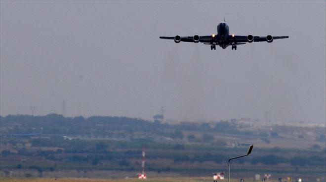 İncirlik´ten kalkan ABD uçakları IŞİD´i mi vuruyor, yoksa başka bir şey mi?