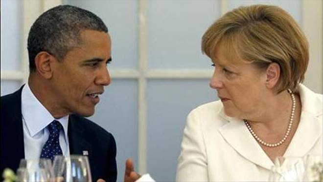 ABD, Almanya`yı tehdit etmiş!