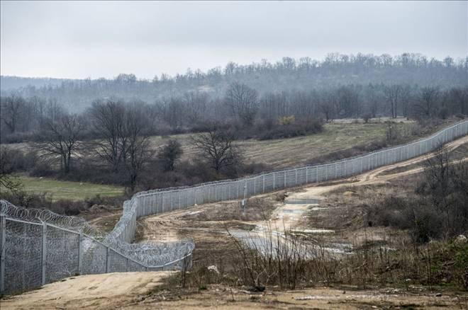 Bulgar sınırına duvar!