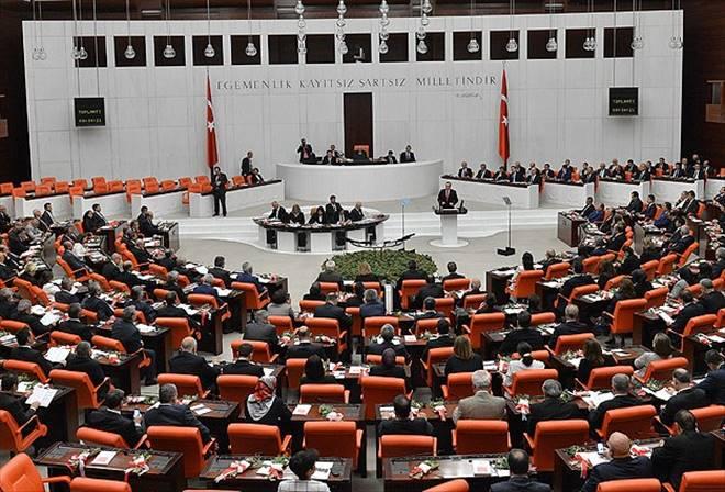 Meclis`te Torba Kanunu teklifi mesaisi
