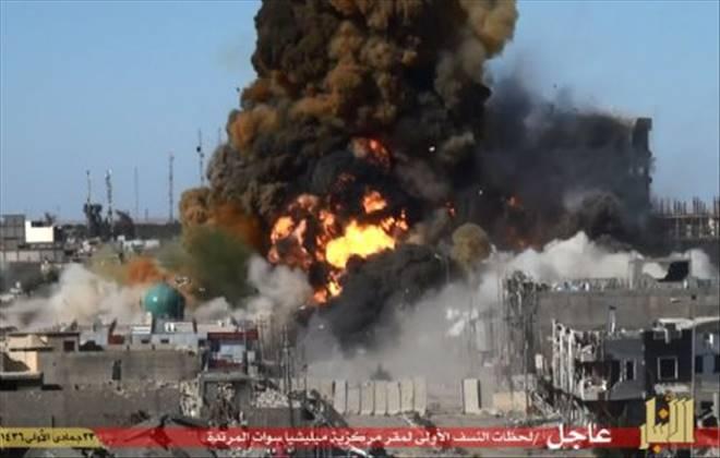 Irak`ın Şii Çapulcularına büyük darbe