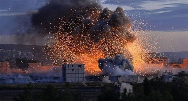 IŞİD Şam cephesini vurdu