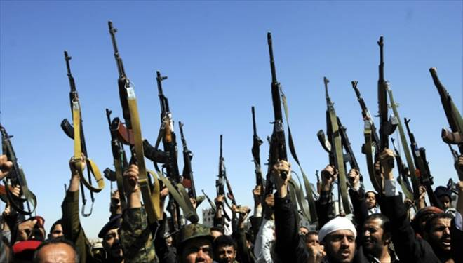 """Yemen`de kaosun sorumlusu İran"""
