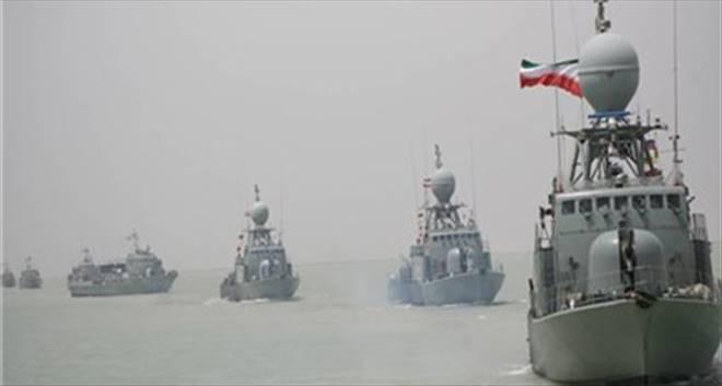 İran donanması Aden`e doğru...