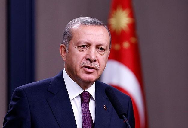 Erdoğan sert çıkıştı!