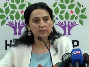 HDP'li Figen yine iç savaş çağrısı yaptı!