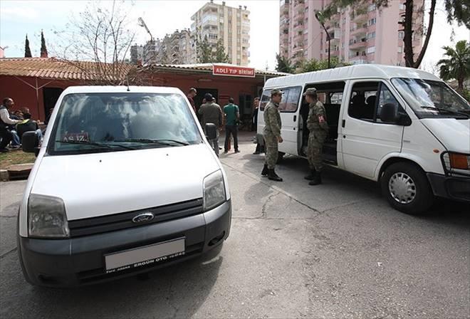 MİT Tırlarını durduran 17 Asker tutuklandı