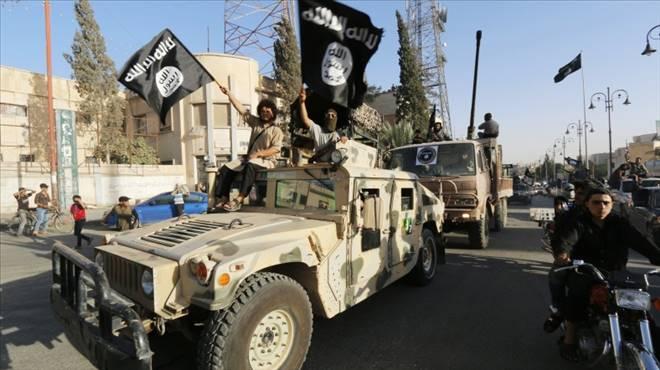 """""""IŞİD Anbar`da ilerliyor"""""""