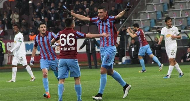 Trabzon`da mutlu son