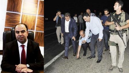 Şanlıurfa Belediye Başkanına silahlı saldırı!