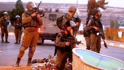 İsrail askerleri Batı Şeria'da mülteci kampına saldırdı!