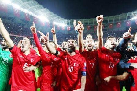 A Milliler İzlanda'yı Konya'da devirdi!