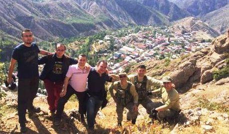PKK ve HDP'nin tehditlerine boyun eğmedi!