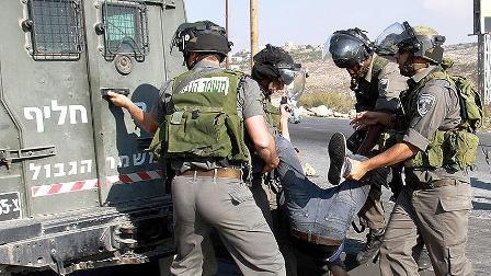 Yahudi saldırıları sürüyor; 25 Filistinli Müslüman daha gözaltına alındı!