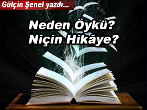 Gülçin Şenel yazdı; Neden Öykü? Niçin Hikâye?.