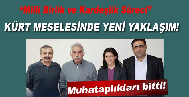 Artık Öcalan ve HDP muhatap alınmayacak!