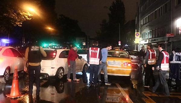 İstanbul'da büyük uygulama; 5 bin polis katıldı; 192 gözaltı!