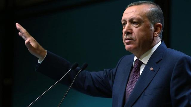 """Cumhurbaşkanı Erdoğan: """"Şuan onların diliyle konuşmuyoruz, diplomatik dille konuşuyoruz"""""""