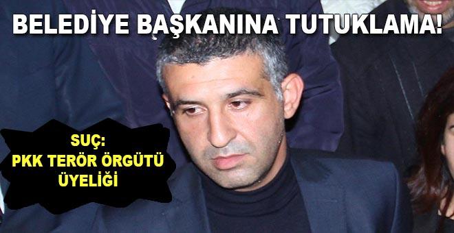 Suruç Belediye Başkanı Şansal hakkında tutuklama kararı