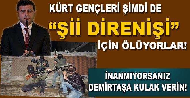 """Kürtler, -değil de-PKK- ne zaman """"Şii direnişi""""nin neferi oldular?"""