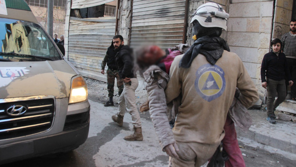 Esed, İran, Hizbullah ve PYD; doğrudan sivillere saldırı başlattılar!