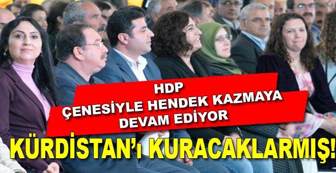 """Açıkca """"Kürdistan""""ı deklare ettiler; artık gerisi size kalmış!"""