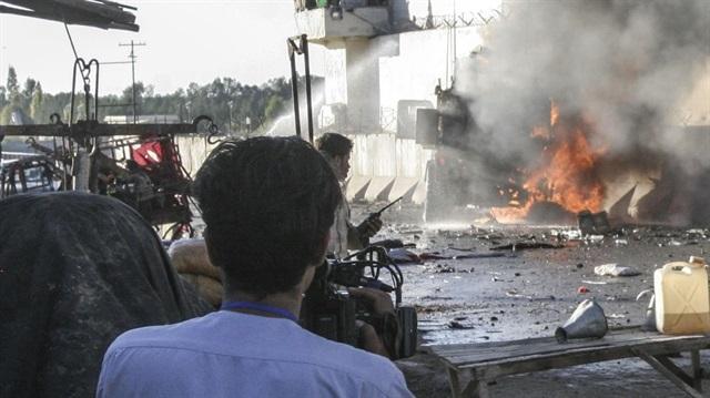 Son dakika: AVM'ye intihar saldırısı: 7 ölü
