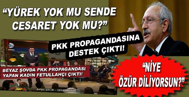 PKK propagandasına destek çıktı; sırada Sultanahmet saldırısı var!