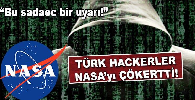 Skorsky ve Turkhackteam üyeleri NASA'yı hackledi
