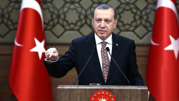Cumhurbaşkanı Erdoğan: AYM'nin kararına saygı duymuyorum